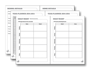 Primary School Planner