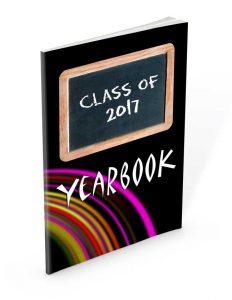 BabyShark Paperback Perfect Bound yearbooks