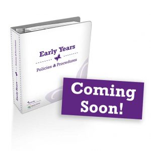 Butterfly Print Early years Polices and Procedures