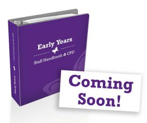 Butterfly Print Early Years Staff Handbook and CPD