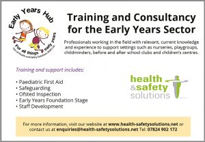 Butterfly Recommends: Early years Hub Training and Consultancy for the Early Years Sector