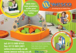Butterfly Recommends: Wesco Educational Games and Furniture