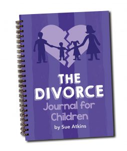 Sue Atkins Divorce Journal for Kids - Cover
