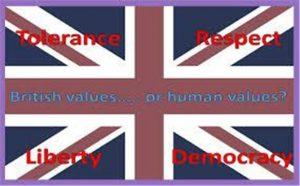 "What are ""British Values""?"
