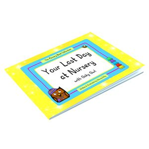 Early Years Story Box Your Last Day at Nursery