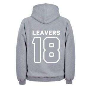 Leavers Hoodie (grey)