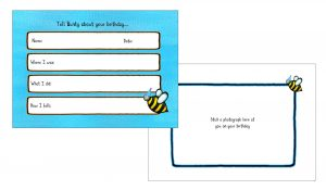 Bunty's Big Birthday Surprise Inner Pages (3)
