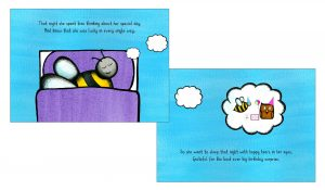 Bunty's Big Birthday Surprise Inner Pages (2)