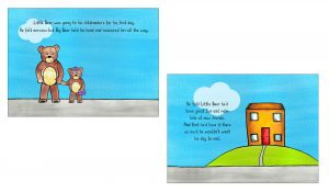 First Day at Childminders Book Inner Pages (1)