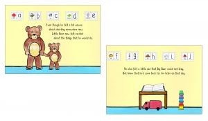 First Day at Childminders Books Inner Pages (2)