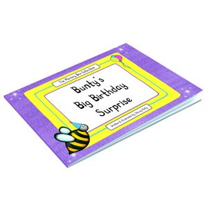 Bunty's Big Birthday Surprise - an Early Years Story Box product