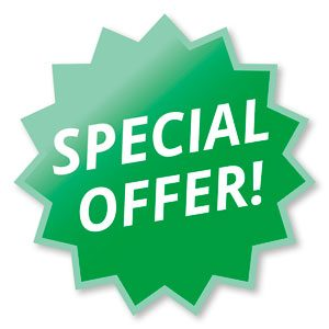 This month's nursery special offer