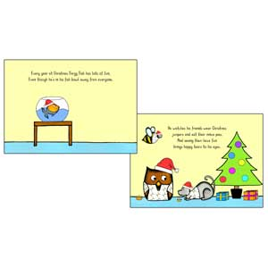 EYSB Fergy's Christmas Treat Inner Pages 1