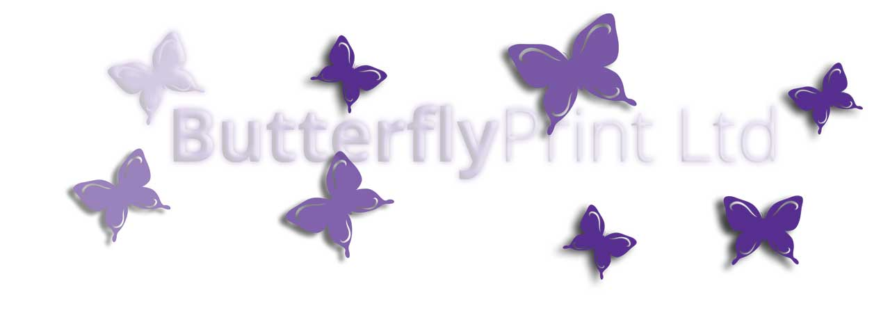 About Butterfly Print
