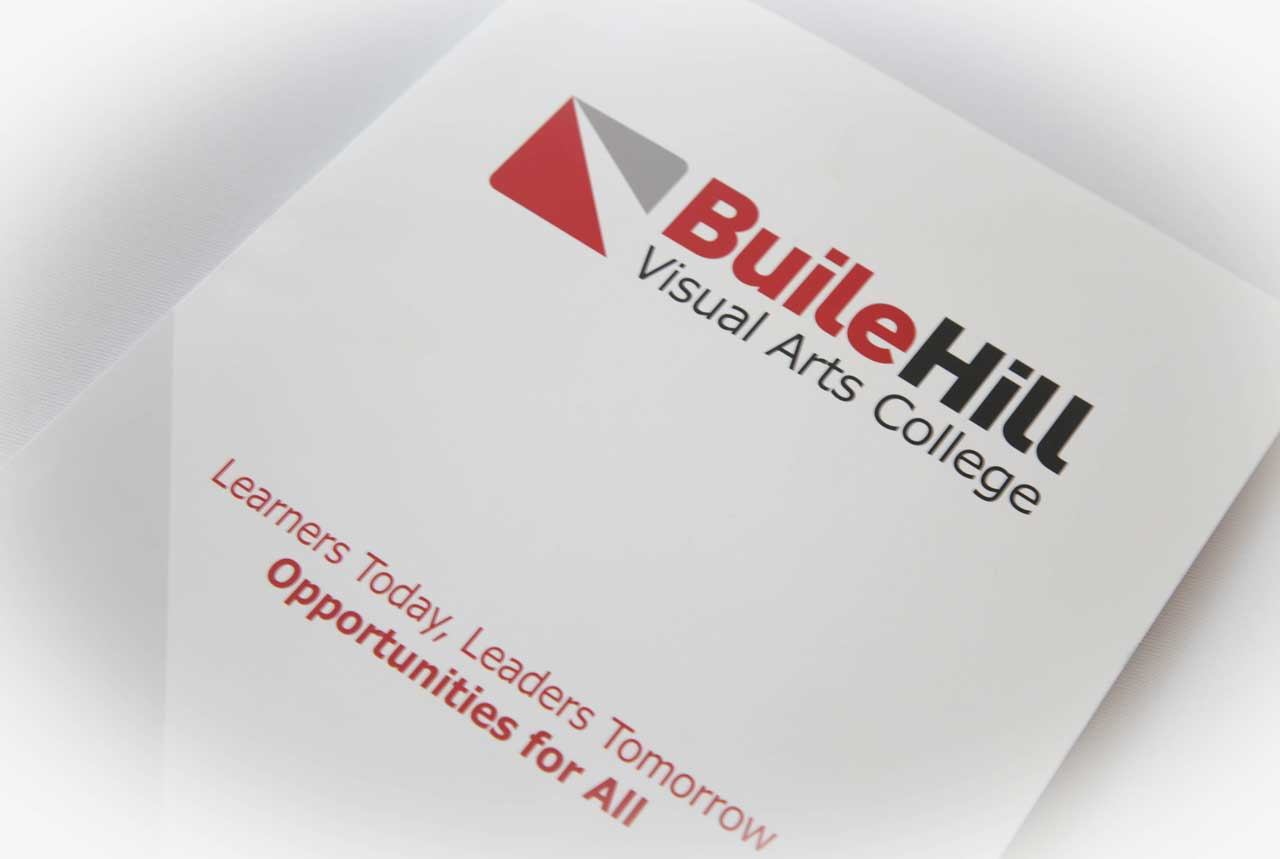 Butterfky Print Buile Hill School Interactive Prospectus