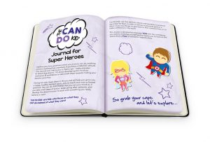 'Can Do Kid' Journal Inner Pages