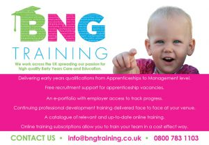 BNG Early Years Training
