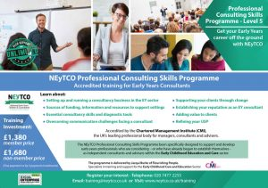 NEyTCO Professional COnsulting Skills Programme - Level 5