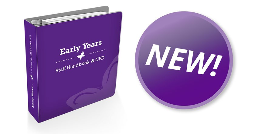Early Years Staff Handbook and CPD Manual