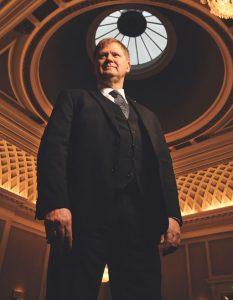 Professor Barry Carpenter