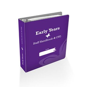 Early Years Staff Handbook and CPD