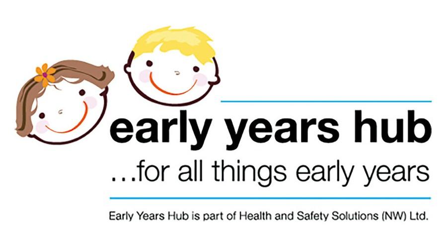 Early Years Hub Logo