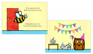 Bunty's Big Birthday Surprise Inner Pages (1)