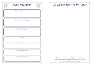 CCMA Early Years Diary Inner Pages