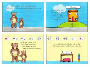 Little Bear's First Day At Nursery inner pages (1)