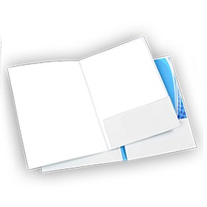 Butterfly Print Digital Folders