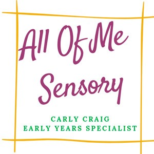 All of me sensory logo