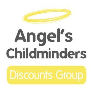 Angels Childminders Discounts Group Logo