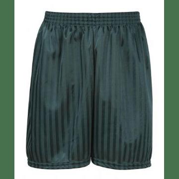 Emerald Green Shorts
