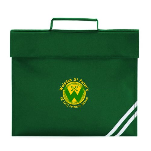 Walsden Uniform Logo Book Bag