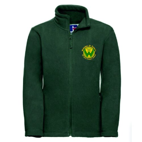 Walsden Uniform Logo Fleece