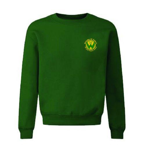 Walsden Uniform Logo Jumper
