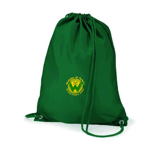 Walsden Uniform Logo PE Bag