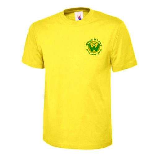 Walsden Uniform Logo PE T-shirt