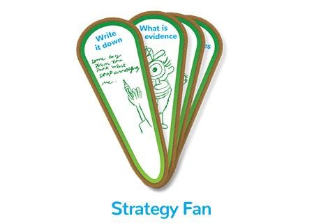 Smile Emotional Wellbeing Resource Kit: Strategy Fan